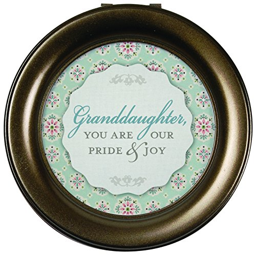 Carson Home Accents Granddaughter/Joy Round Music Box