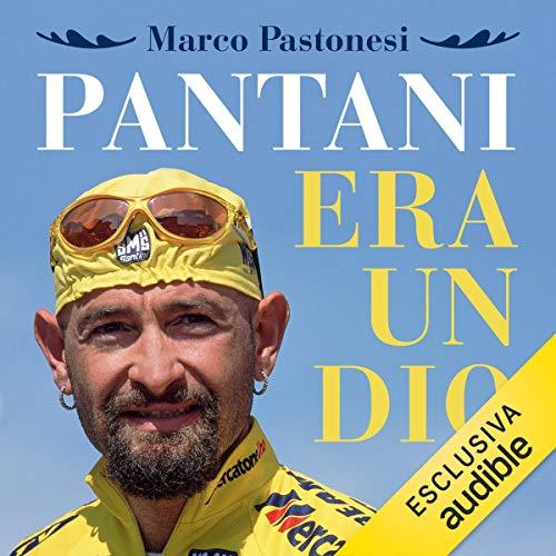 Pantani era un dio cover art