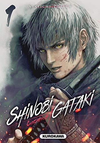 Shinobi Gataki - tome 01 (1)
