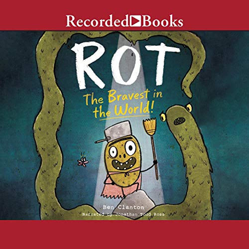 Rot, the Bravest in the World! cover art