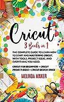 Cricut 3 Books in 1