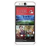 HTC Desire E1 Eye - Smartphone de 5.2' (Qualcomm Snapdragon 801 2.3 GHz, 2 GB de RAM, 16 GB, Android 4.4.4 KitKat) Color Blanco, Rojo y Azul
