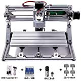 DIY CNCルータキット CNC3018 ER11 ミニフライス盤 USBデスクトップ彫刻機、木材、木工用 - DIY CNC Router Kit CNC 3018 Mini PCB Milling Machine USB Desktop Engraving Machine, For Wood, Woodworking