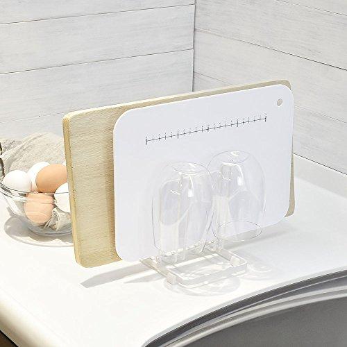 和平フレイズまな板コップスタンドホワイトブランスRG-0220