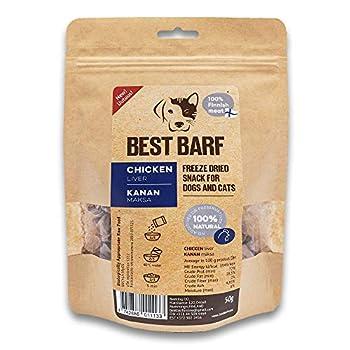 Best Barf Chicken Liver Dog Treat