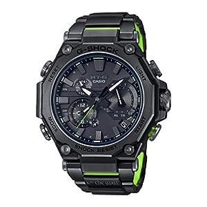 """[カシオ] 腕時計 ジーショック SUNKUANZコラボレーションモデル MT-G Bluetooth 搭載 電波ソーラー デュアルコアガード構造 MTG-B2000SKZ-1AJR メンズ ブラック"""""""