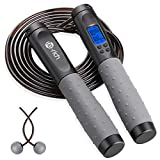 Best Weighted Jump Ropes - Te-Rich Jump Rope, Weighted Jump Rope for Fitness Review