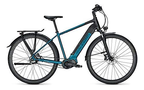 Derby Cycle Raleigh Preston Premium Shimano Steps Elektro Fahrrad 2021 (28' Herren Diamant L/53cm, Navyblue/Magicblack Matt (Herren))