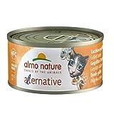 almo nature - HFC 70 Alternative - Dinde grillé - 24 x 70 g