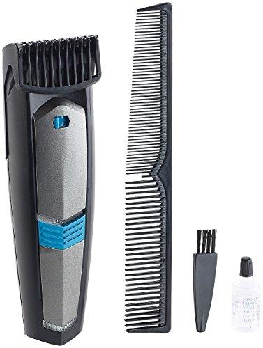 Sichler Beauty Haarschneidemaschiene: Wasserdichter Akku-Haartrimmer & Bartschneider, 1-20 mm, IPX7 (Harrschneider)