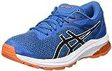 Asics GT-1000 10 GS, Road Running Shoe, Reborn Blue/Black, 39 EU