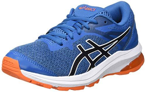 ASICS Unisex Kinder Gt-1000 10 Running shoes, Blue, 39 EU