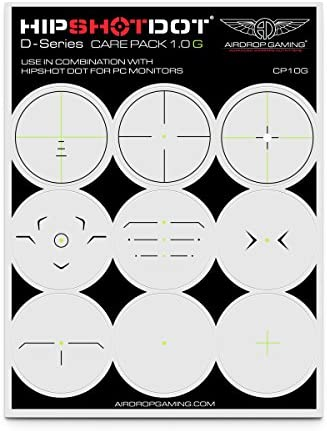 HipShotDot D Series Care Pack 1 0 Green product image
