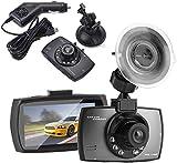 Ossian Mini 1080p Full HD Dash Cam– Portable Digital Video Camera Camcorder