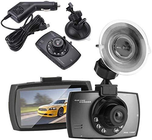 Ossian Mini 1080p Full HD Dashcam - Tragbare Digital Video Kamera Camcorder für Auto Van LKW - Bewegungserkennung Wiederaufladbar Weitwinkel Voice Recorder - Halten Sie sicher Versicherung reduzieren