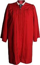 Choirgown Economic Choir Robes for Men and Women Red Choir Robe Choir Gown for Church