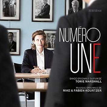 Numéro une (Original Motion Picture Soundtrack)