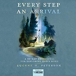 Every Step an Arrival audiobook cover art