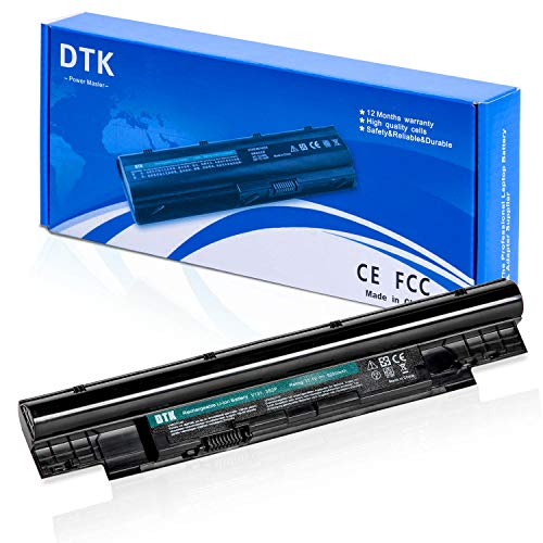 DTK H7XW1 268X5 H2XW1 Laptop Akku für Dell Inspiron 14z-N411z N411z 13Z-N311z N311z Latitude 3330 Vostro V131 V131R V131D 312-1258 JD41Y N2DN5 312-1257 [11.1V 5200Mah]