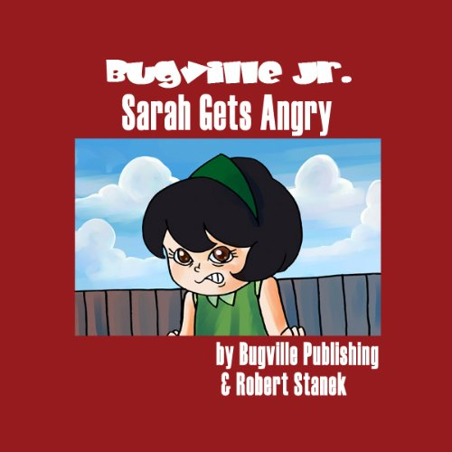 Sarah Gets Angry cover art