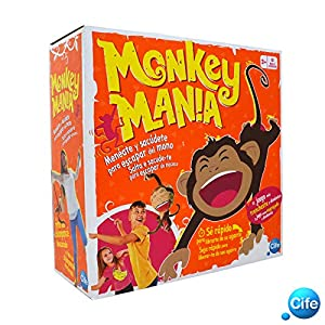 Cife- Monkey Mania, Multicolor (41635)
