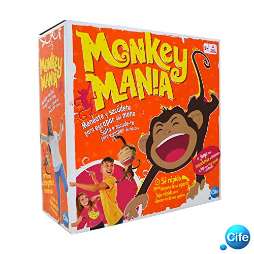 Cife- Monkey Mania, Multicolor (41635)