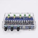 2 * 50W + 2 * 100W TPA3116D2 Bluetooth 5.0 Digital Amplifier Board Subwoofer 4 Channels TPA3116 Class D AMP