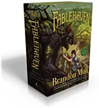 Fablehaven (Boxed Set): Fablehaven; Rise of the Evening Star; Grip of the Shadow Plague by Mull, Brandon (October 27, 2009...