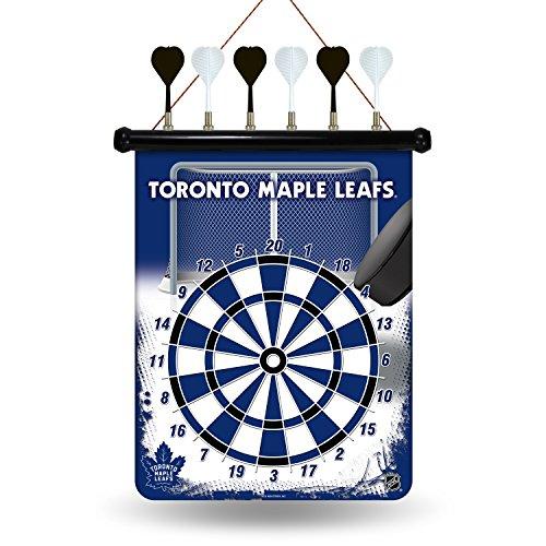 Rico Industries NHL Toronto Maple Leafs Magnetic Dartboard