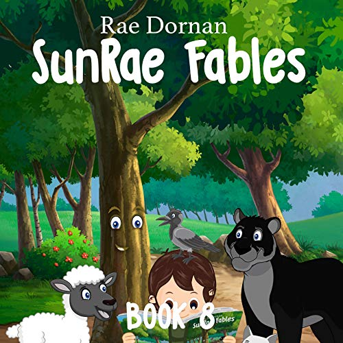 SunRae Fables, Book 8 audiobook cover art
