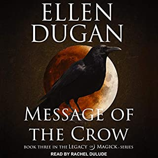 Message of the Crow audiobook cover art
