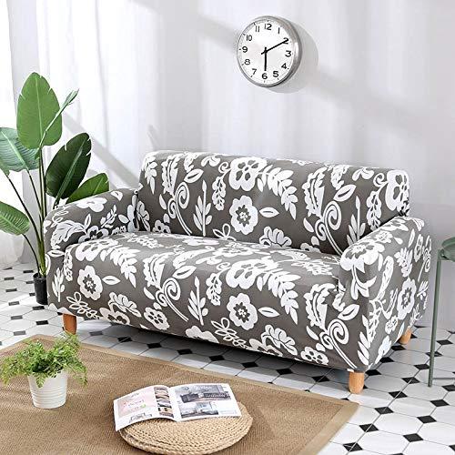 Funda elástica para sofá Funda elástica para sofá Sillones en Forma de L Funda seccional Sofá Toalla Funda para sofá Protector de Muebles A12 4 plazas