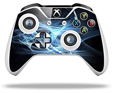 WraptorSkinz Decal Skin Wrap Set works with 2016 and newer XBOX One S / X Controller Robot Spider Web (CONTROLLER NOT INCLUDED)
