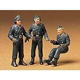 TAMIYA 35001 - 1:35 Figuren-Set Deutsche Panzerbesatzung