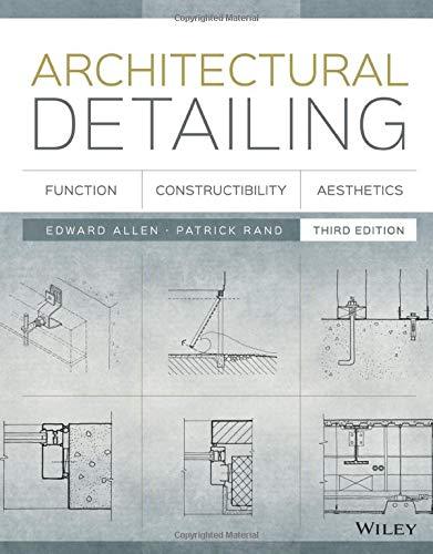 Architectural Detailing: Functio...