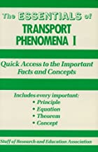 Transport Phenomena I Essentials (English Edition)