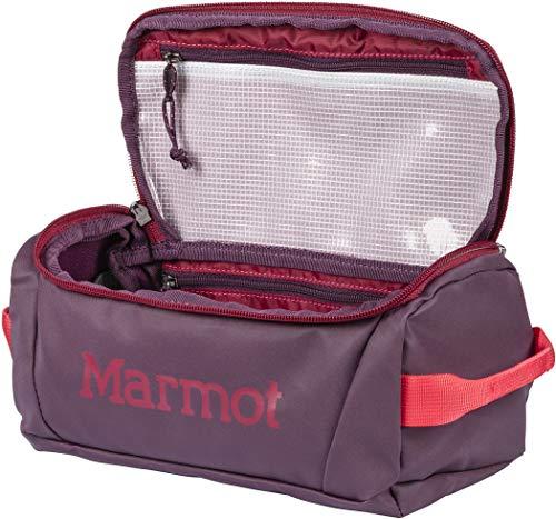 Marmot Erwachsene Mini Hauler Kulturbeutel Zum Aufhängen, Dark Purple/Brick, 6 Liter, 38110