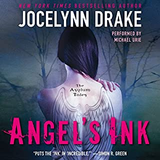 Angel's Ink audiobook cover art
