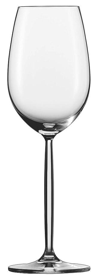 疑い者検出する撃退するショット?ツヴィーゼル DIVA ディーヴァ ホワイトワイン グラス 302cc 30073 6脚セット