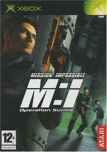 Mission Impossible : Operation Surma [Xbox]