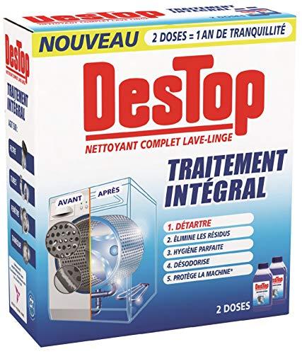 Destop Nettoyant Complet Lave-Linge - 500 ml