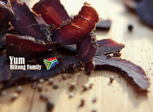 250g Biltong Original, Real South African Style Biltong, EU\'s BEST Seller