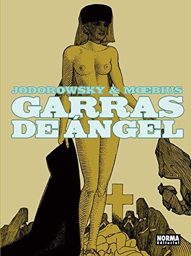 GARRAS DE ANGEL (Comic Europeo (norma))