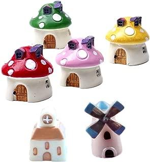 1 x FATA HOUSE PER GIARDINO//casa delle bambole//Bonsai//terrario Craft UK Venditore