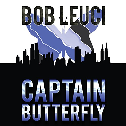 Captain Butterfly copertina