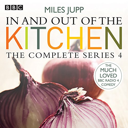 In and out of the Kitchen: Series 4 audiobook cover art