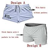 Zoom IMG-1 alivebody pantaloncini da bodybuilding sport