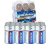 ACDelco 12-Count C Batteries,...
