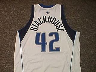 Jerry Stackhouse Dallas Mavericks Mavericks Game Jersey