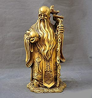 Best chinese old man statue Reviews